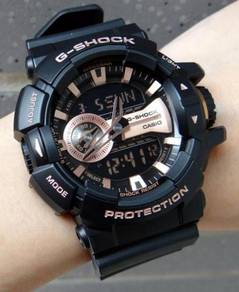 Casio G SHOCK ROSE GOLD GA400GB-1A4 - ORIGINAL