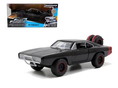 1/24 Dom's 70s Dodge Charger R/T Off Road - FF7