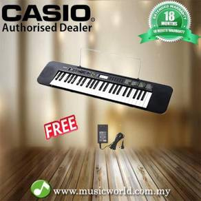 Casio ctk240 49 keys standard keyboard