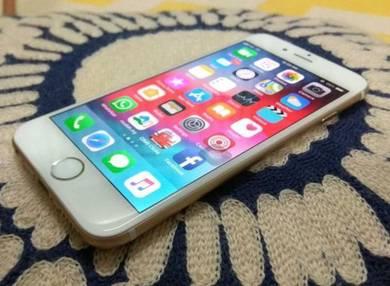 Iphone 6 gold 32gb set MY