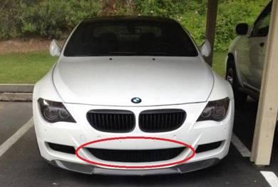 BMW E63 E64 M6 front bumper grille