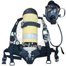 SCBA- Self Contained Breathing Apparatus - new