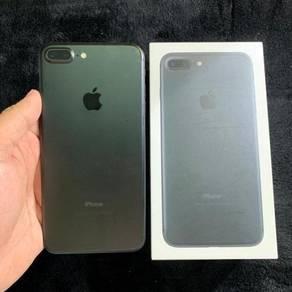 IPhone 7 PLUS 128gb MY Matt Black (CAN TRADE)