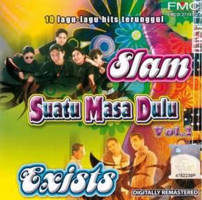 Slam Dan Exists Suatu Masa Dulu Vol.2 CD
