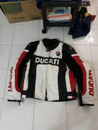 Ducati Corse Leather Jacket with protector