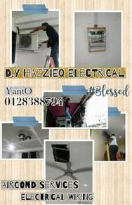 Electrical wiring & aircond