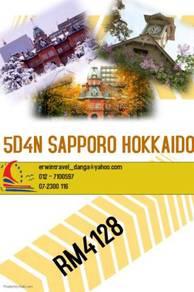 Erwin travel- 5d4n sapporo hokkaido