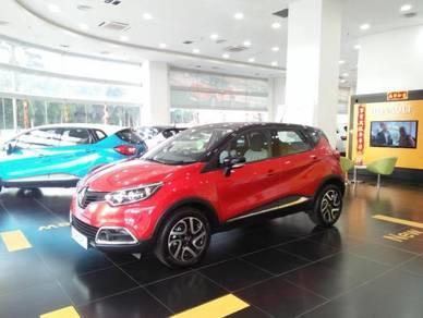 New Renault Captur for sale