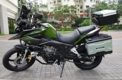 KTNS RS3 250cc Travel Enduro like new from expat