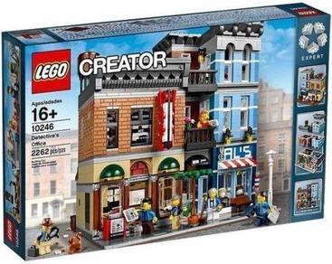 Lego expert modular 10246 detective office