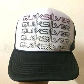 Quicksilver Cap Preloved