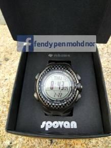 Sport Watch Spovan Triple Sensor like Protrek