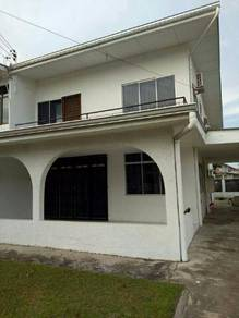 Miri, Double Storey house for rent