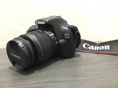 Canon 1100D /Free 8GB Memory Card