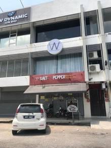 Raja Uda 3 Storey Shop Ground Floor