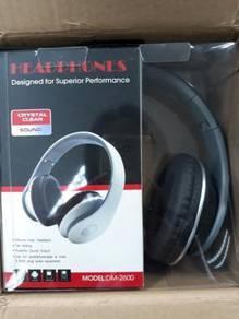 Headphones model Dm-2600