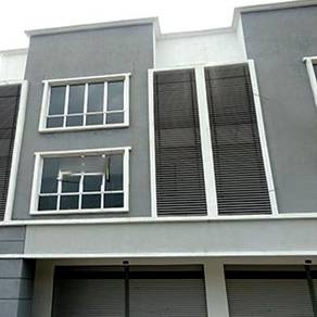 3 Sty Shop Office, Desa Alam, Seksyen U12, Shah Alam [1539sf]