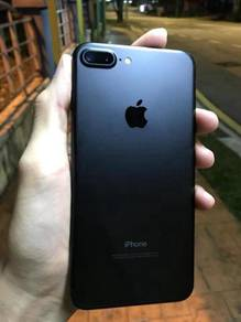 IPhone 7Plus 256gb MYset, Condition Mira Filzah