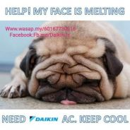 Air conditioner Daikin Offer with lucky draw