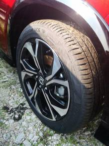 Honda HRV RS Sports Rim With Tyres