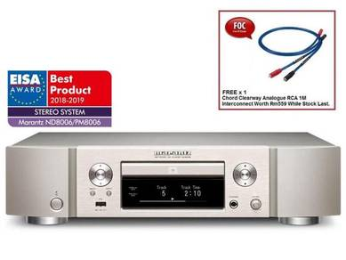 Marantz ND8006 Network Music /CD Player Japan Made