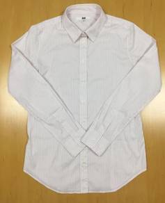Uniqlo L/Sleeve Office Shirt #31 Used