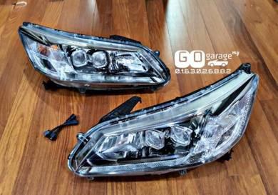 2015 JDM Honda Accord Hybird CR6 2.4 LED Headlight