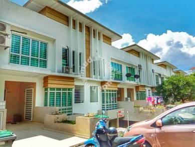 Doubel Storey TownHouse Bayu Residency Putra Nilai