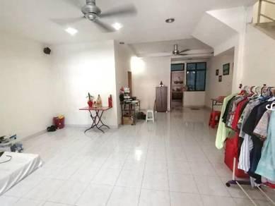 Desa Tebrau 2 Stry House For Sale