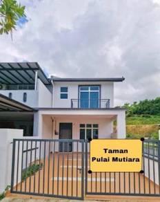 Pulai Mutiara, Kangkar Pulai, Brand New Unit, Lowest Rental Deposit!!