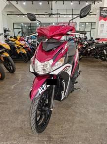 2018 Yamaha Ego Solariz Avantiz Nouvo LC S Spacy