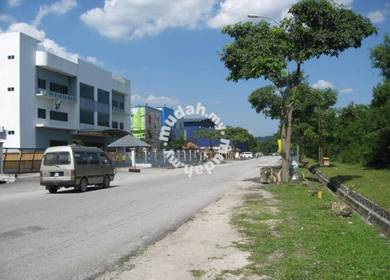 Bungalow lot factory in TPP 6, Puchong
