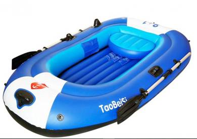 3 person rubber kayak upgrade thick inflatable