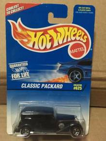 Hotwheels Classic Packard - Black