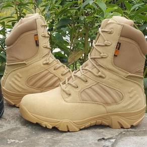 Delta Military And Tactical Boots Shoes (Brown)