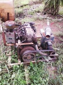 Water pump 4