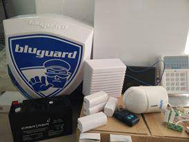 BLUGUARD Wired Alarm System