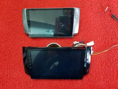 Perodua alza 10.1 inch android mp5 player 2