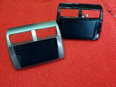 Perodua myvi icon 9 inch android mp5 player 2