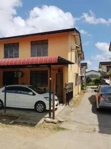 Rumah teres 2 tingkat untuk dijual - taman desa rahmat