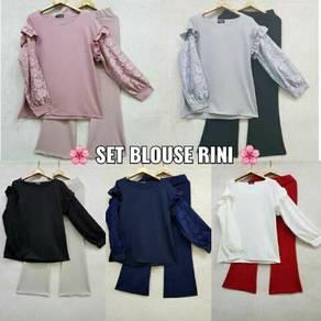 Set blouse rini