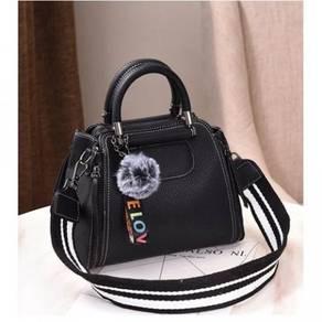 {rr001 black} fashion bag quality artifical leathe