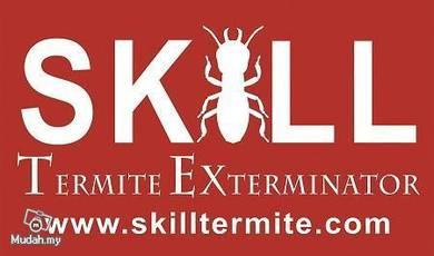 Juruteknik kawalan serangga / technician