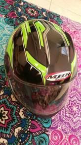 Helmet full face - boleh nego