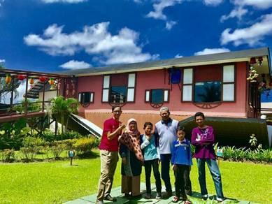 Pakej Bajet 4H3M Kota Kinabalu