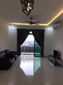 Kempas Indah D�Secret Garden Condominium For Rent/New Unit