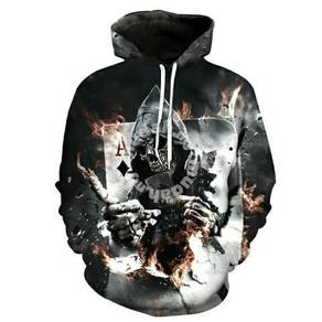 3D printed hoodies