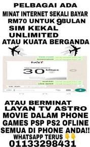Promosi unlimited 9bulan