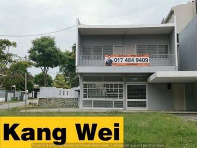 JALAN TANJUNG BUNGAH SEMI D House Facing Main Road Can Commercial Use