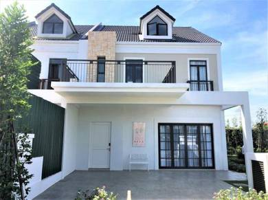 ( MCO Deal! 2021 Q1 ) French style Double Storey Home Putrajaya south